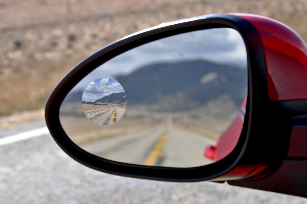 Glasses and Blind Spots: Through the Eyes of a Tester