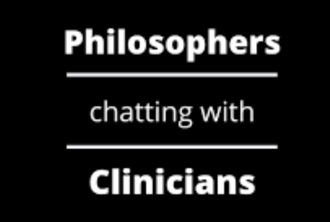This image has an empty alt attribute; its file name is philosophers-chatting-with-clinicians.jpg