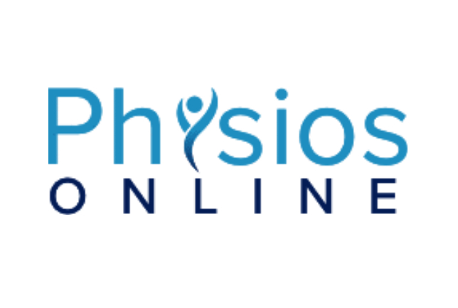 This image has an empty alt attribute; its file name is physios-online.jpg
